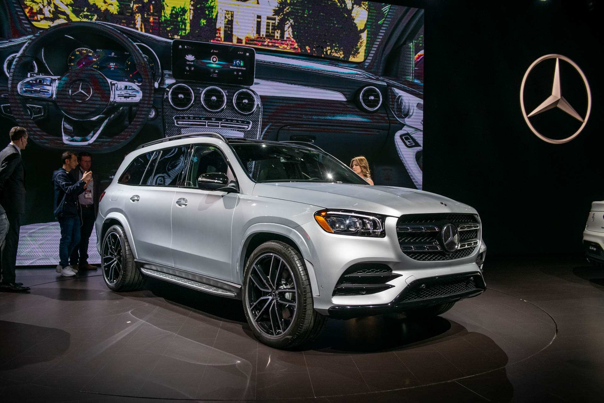 45 New 2020 Mercedes GLS Performance And New Engine