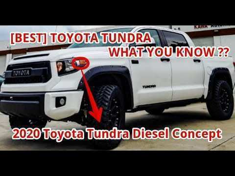 45 New 2020 Toyota Tacoma Diesel Trd Pro Release Date And Concept