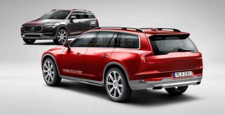 45 New 2020 Volvo Xc70 Wagon Rumors