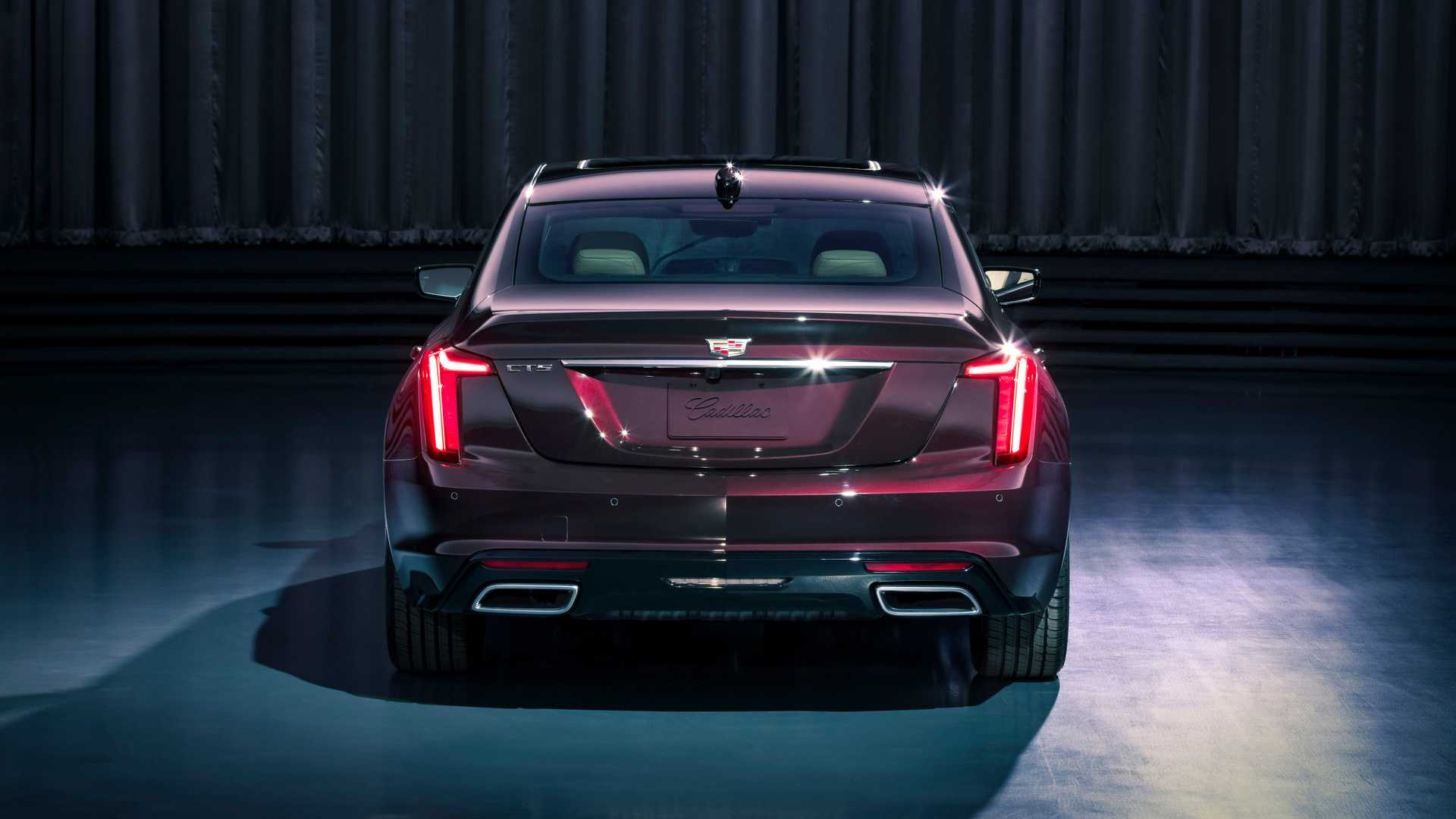 45 New Cadillac Cts 2020 Picture
