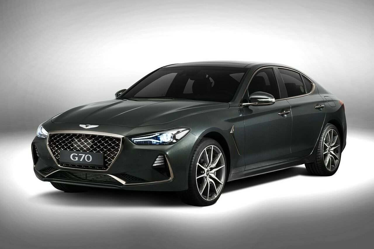 45 New Hyundai Genesis G70 2020 Price And Review