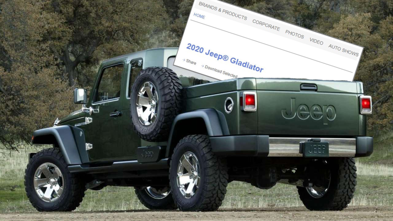 45 New Jeep Brute 2020 Wallpaper