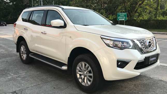 45 New Nissan Terra 2019 Philippines Interior