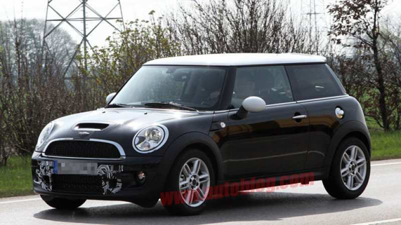 45 New Spy Shots Mini Countryman Redesign And Concept