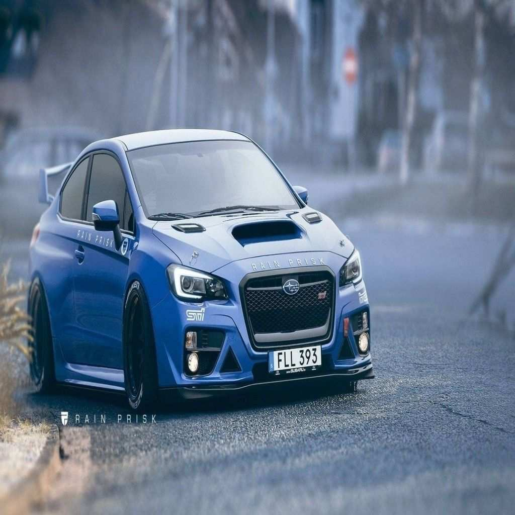 45 New Subaru Wrx 2019 Release Date Redesign And Review