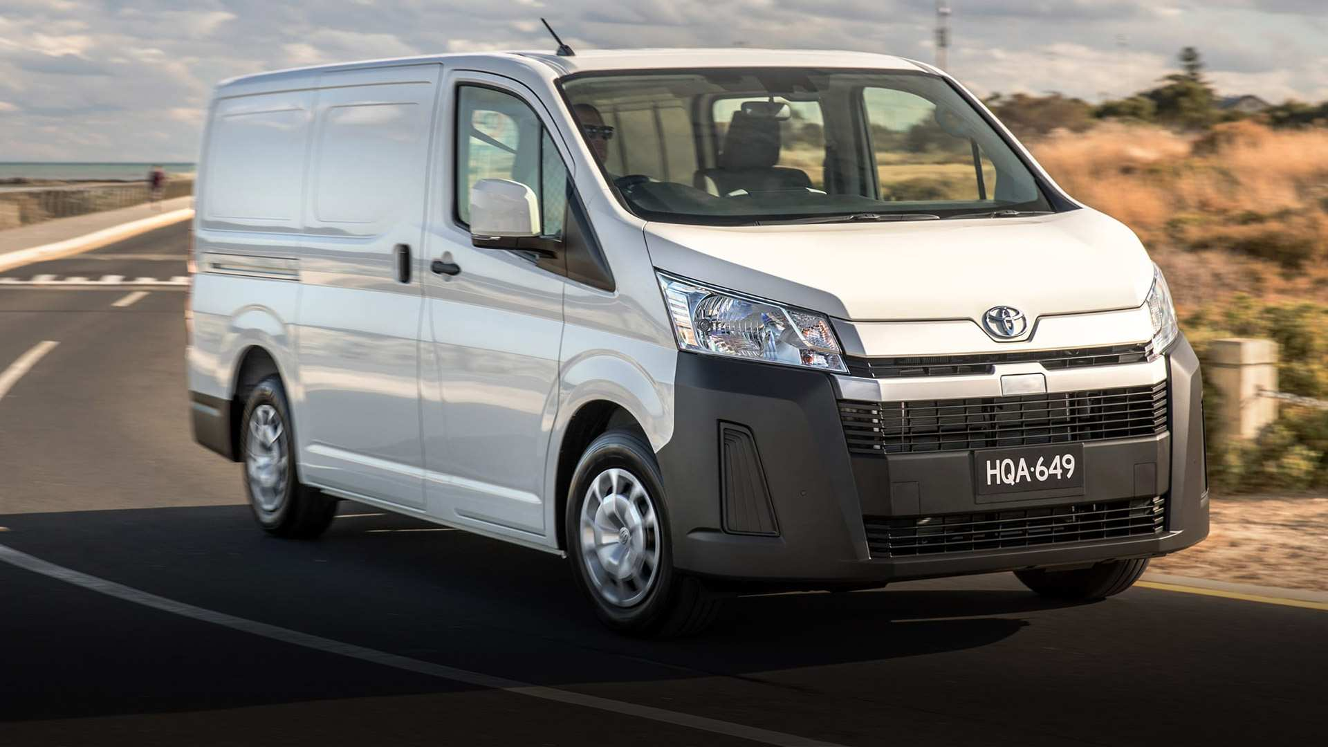 45 New Toyota Hiace 2019 Engine