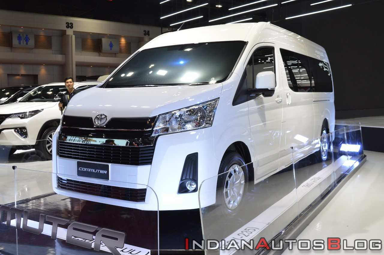 45 New Toyota Hiace 2019 Interior