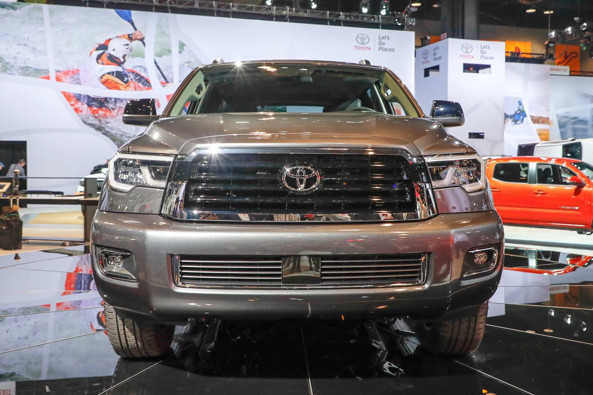 45 New Toyota Sequoia 2019 Redesign Release