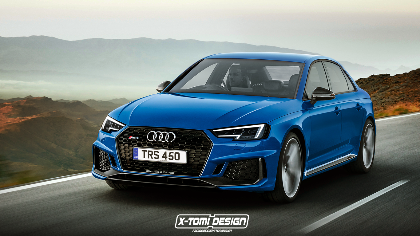 45 The 2019 Audi Rs4 Release