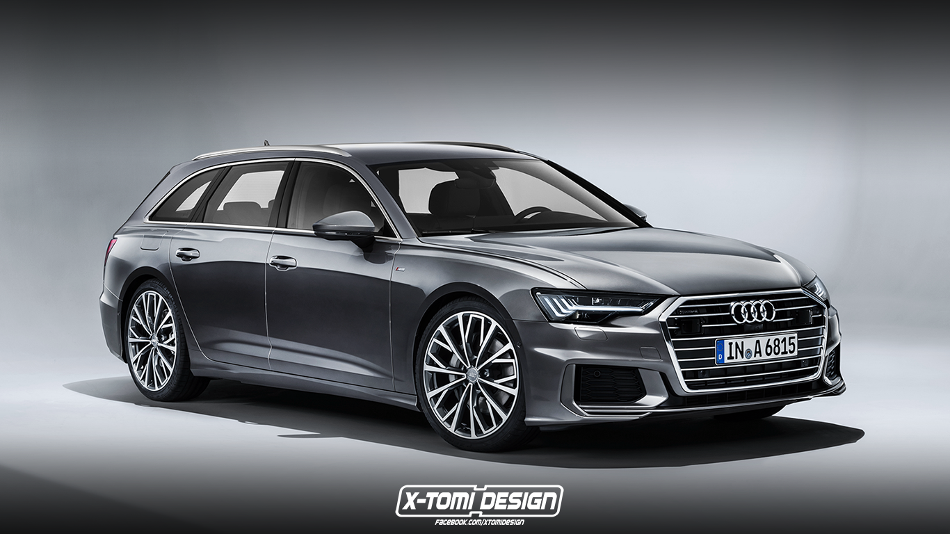 45 The 2019 Audi S6 New Concept