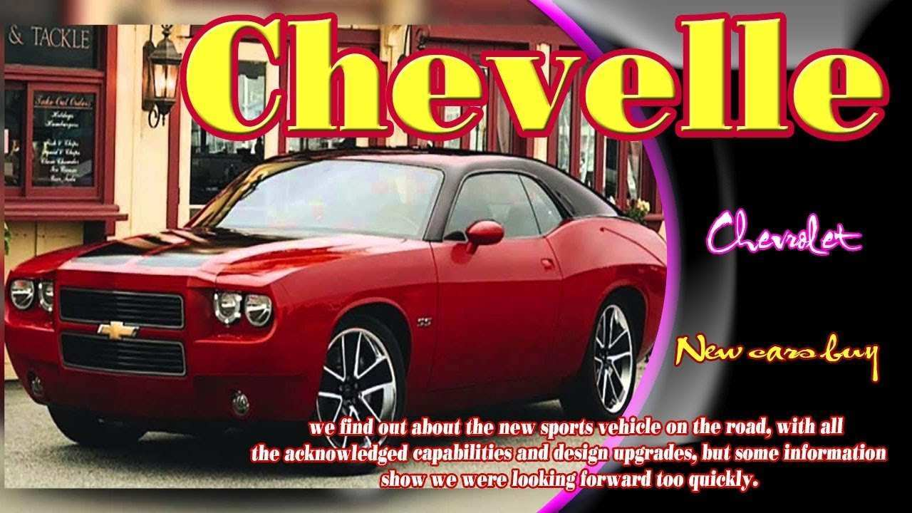 45 The 2019 Chevelle Ss Specs