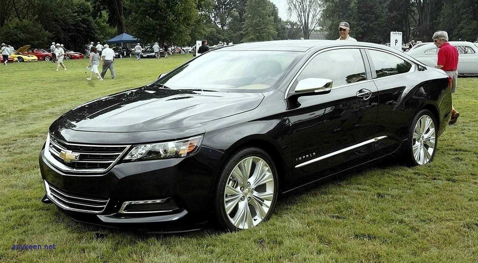 45 The 2019 Chevy Impala SS Redesign