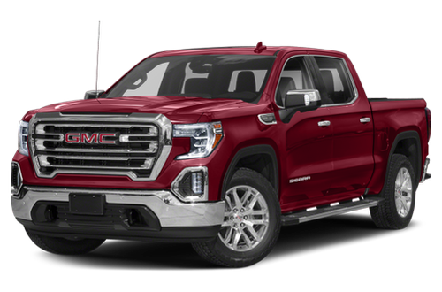 45 The 2019 GMC Sierra Engine