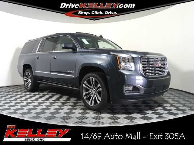 45 The 2019 GMC Yukon XL First Drive