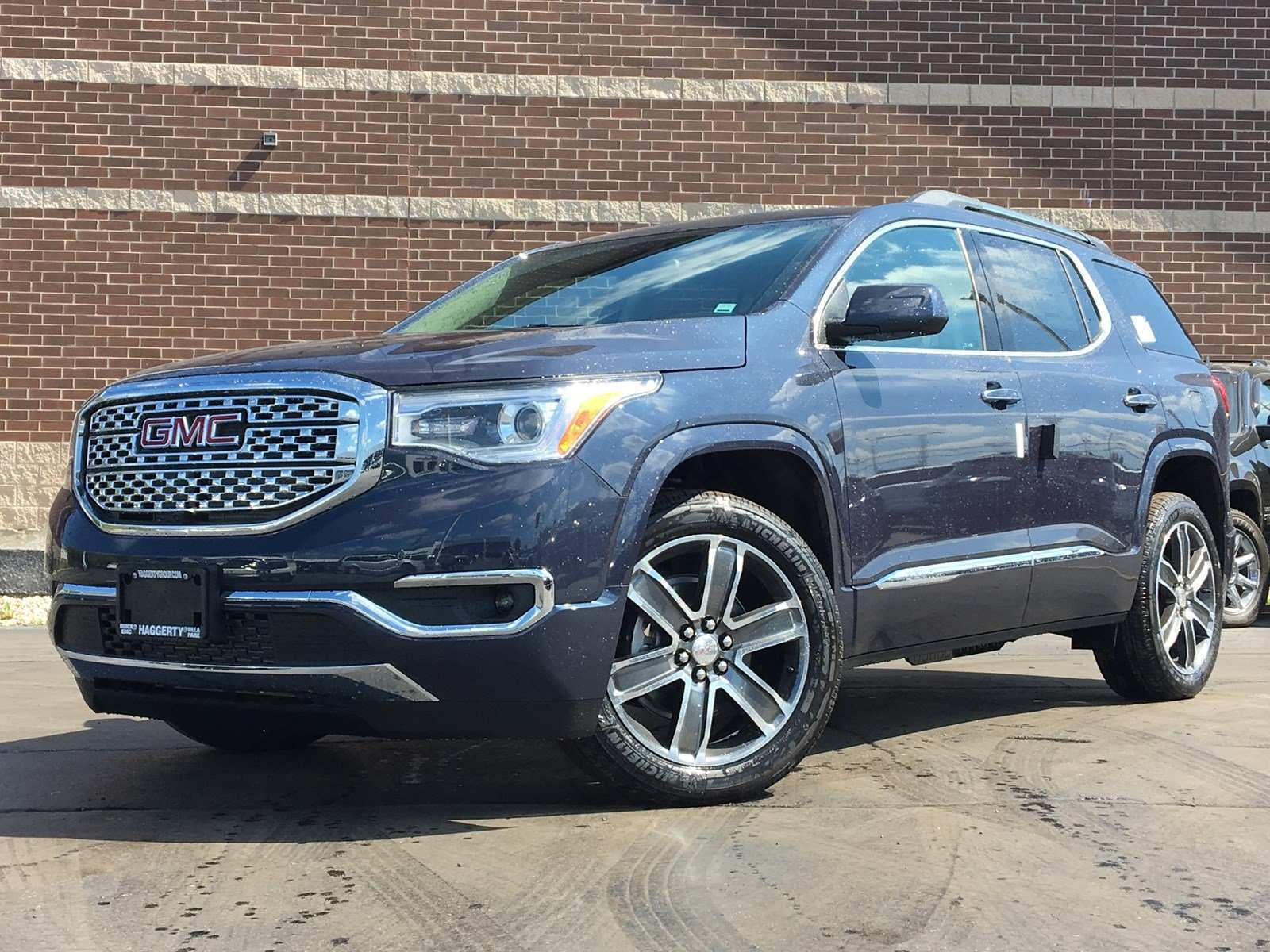 45 The 2019 Gmc Acadia Denali Redesign