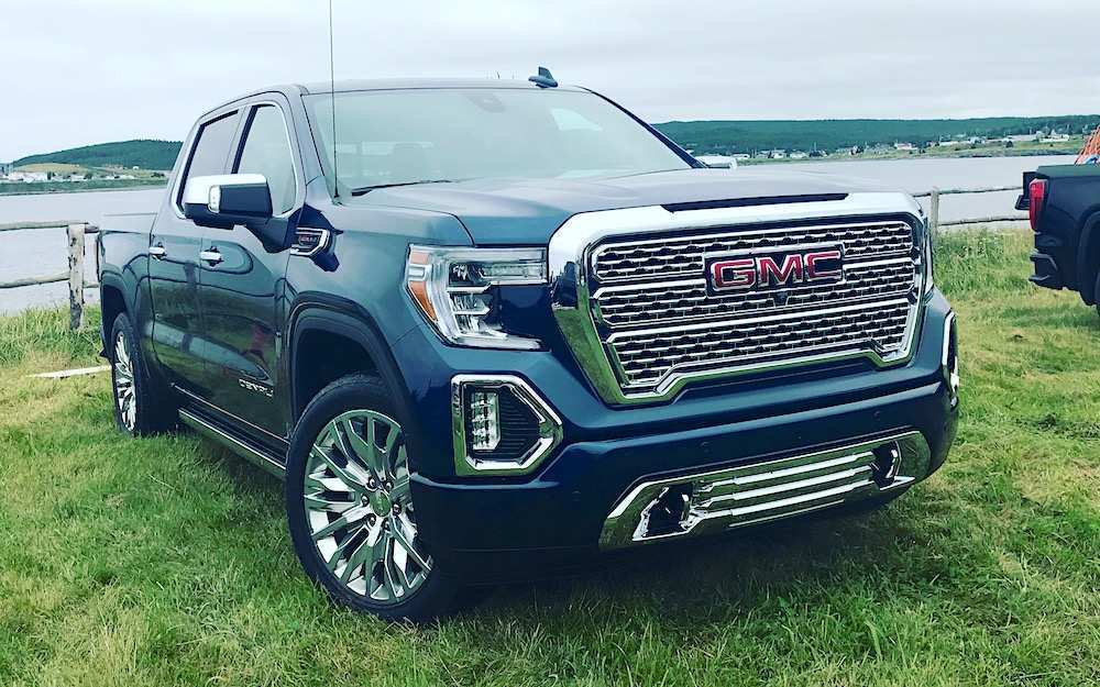 45 The 2019 Gmc Sierra Denali 1500 Hd Review And Release Date