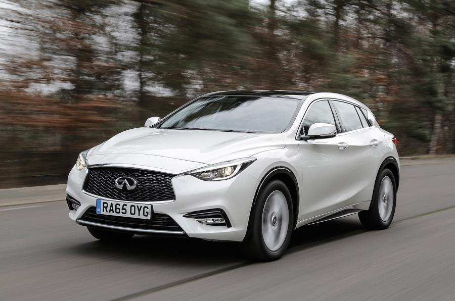 45 The 2019 Infiniti Q30 Overview
