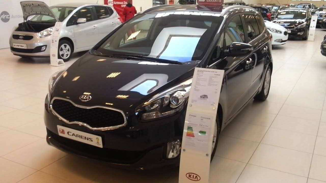 45 The 2019 Kia Carens Egypt Images