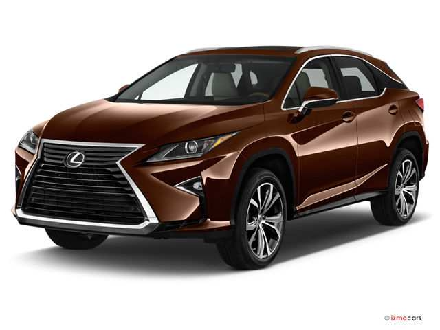 45 The 2019 Lexus TX 350 Interior