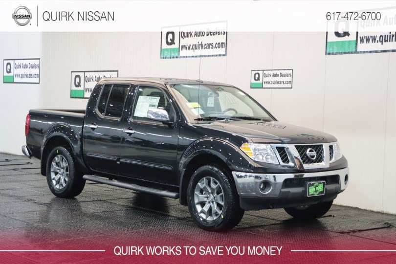 45 The 2019 Nissan Frontier Interior
