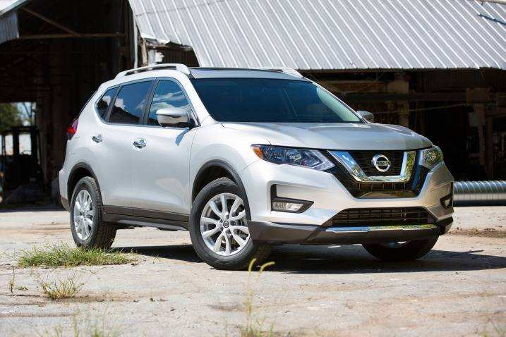 45 The 2019 Nissan Rogue Hybrid Interior