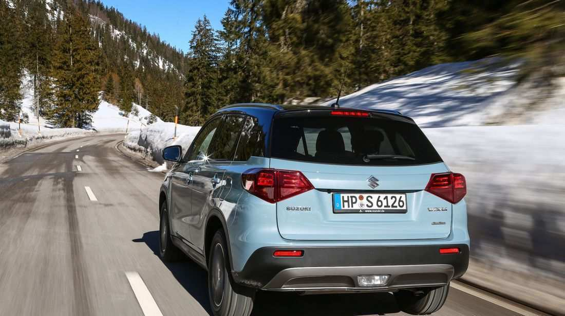 45 The 2019 Suzuki Grand Vitara Ratings