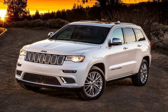 45 The 2019 The Jeep Grand Wagoneer Performance