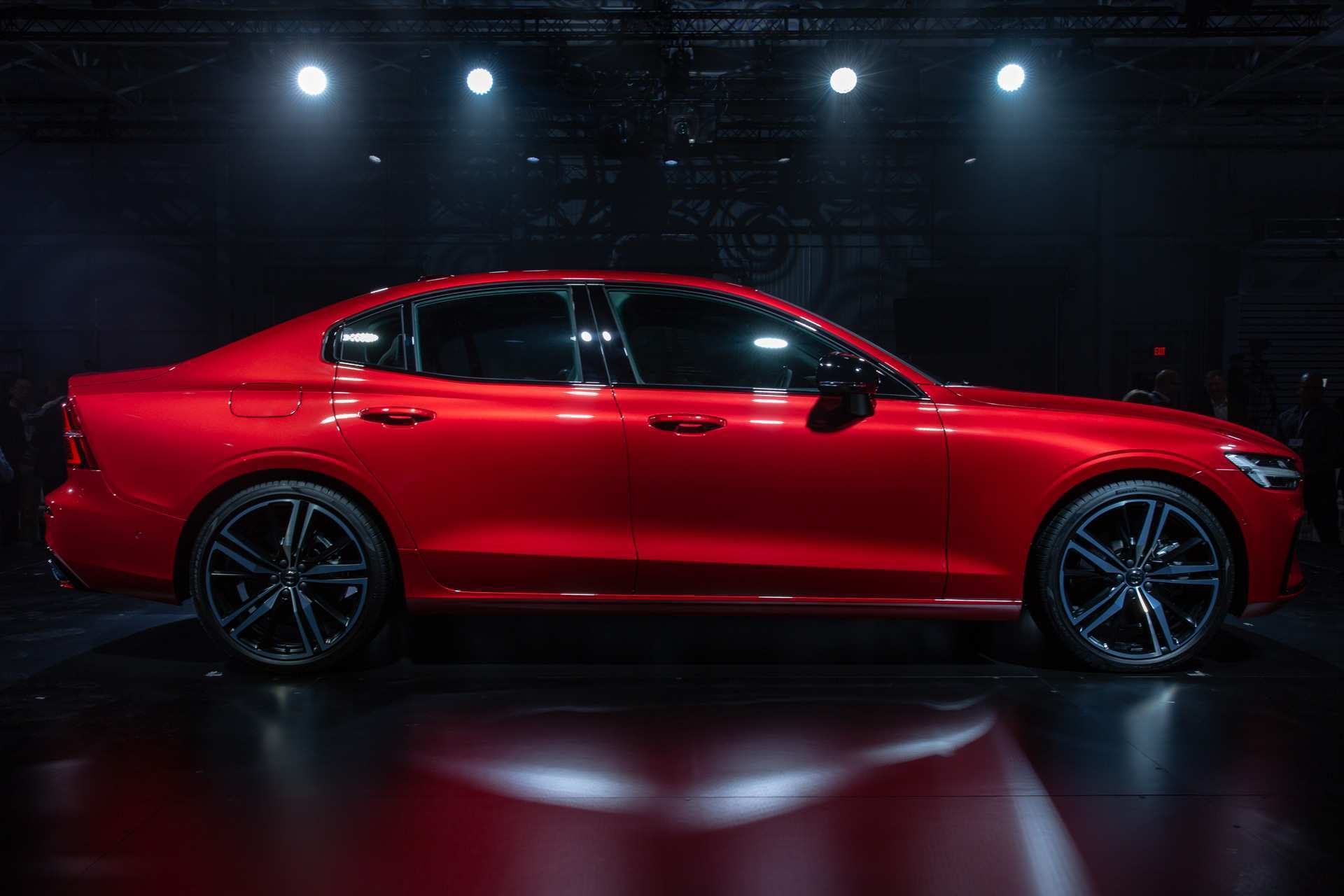 45 The 2019 Volvo S60 New Model And Performance