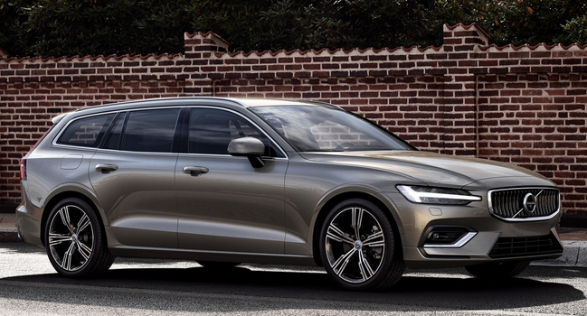 45 The 2019 Volvo V70 Price