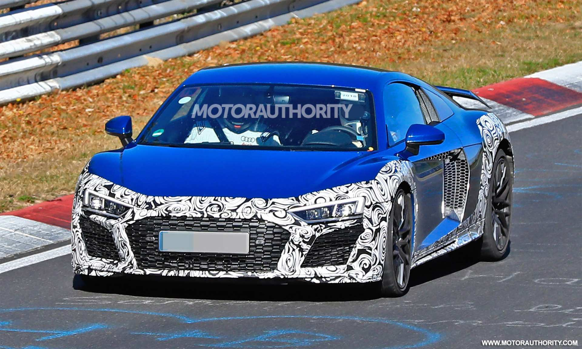 45 The 2020 Audi R8 New Review