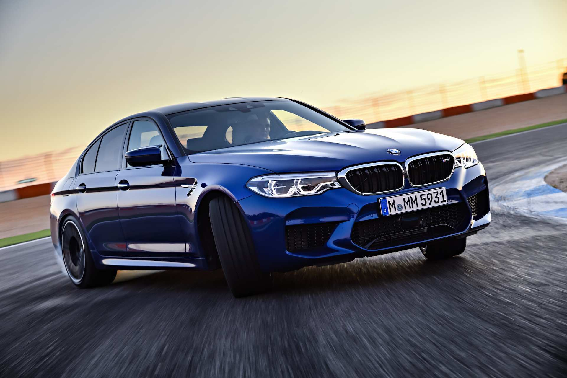45 The 2020 BMW M5 Get New Engine System Reviews