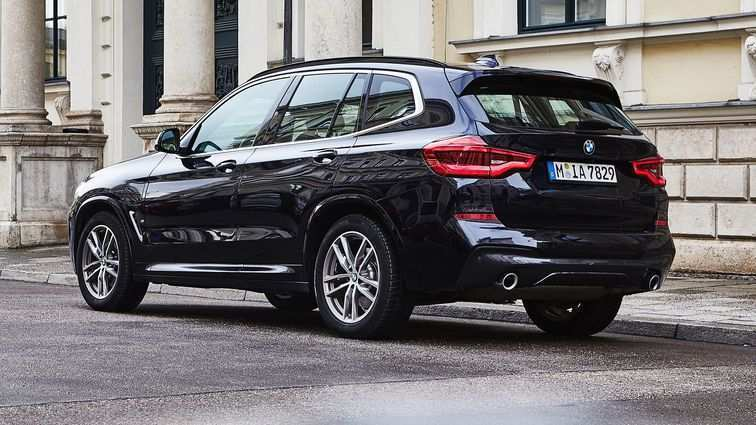 45 The 2020 BMW X3 Hybrid Spesification