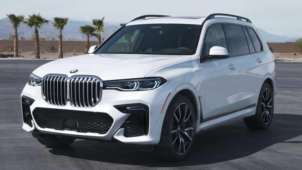 45 The 2020 BMW X7 Suv Price And Release Date