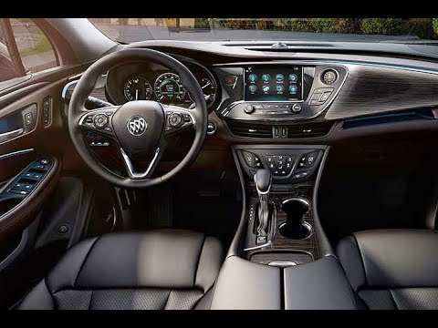 45 The 2020 Buick Envision Interior Concept