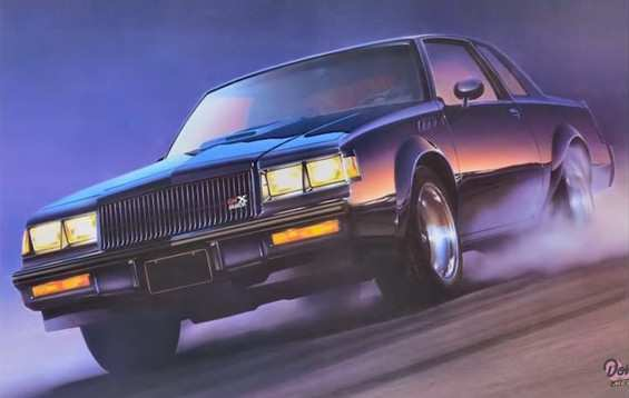 45 The 2020 Buick Grand National Photos