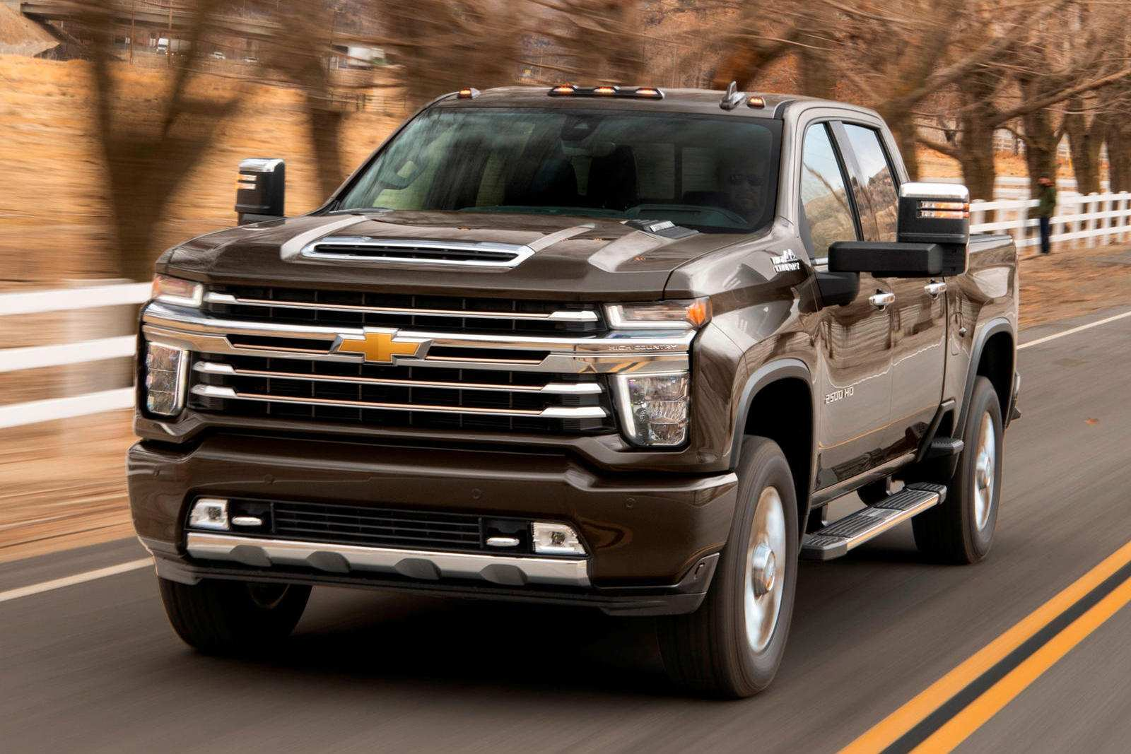 45 The 2020 Chevrolet Silverado Performance And New Engine