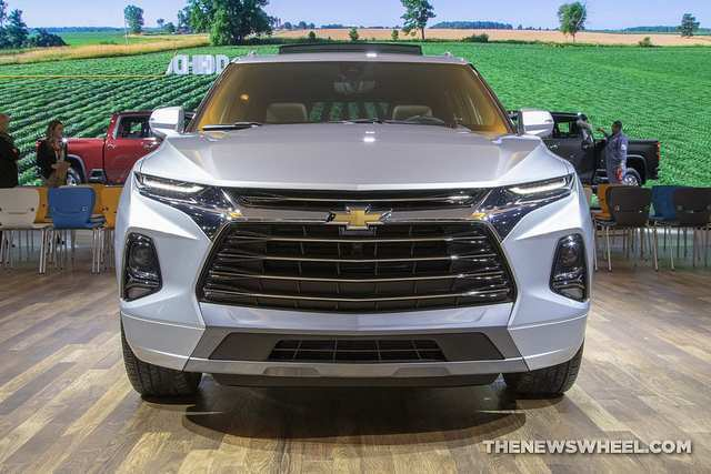 45 The 2020 Chevy Blazer Concept And Review