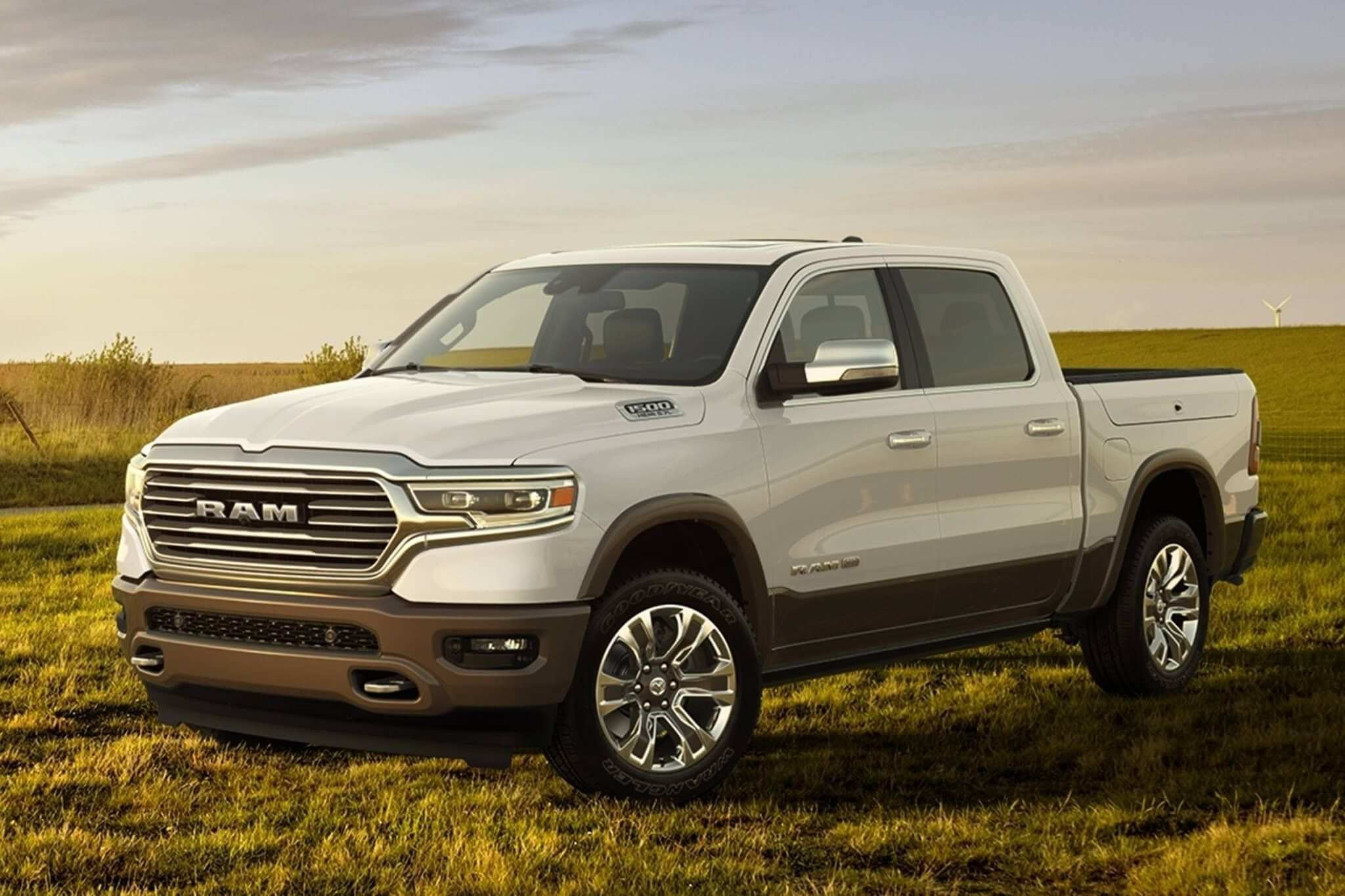 45 The 2020 Dodge Ram 3500 Overview