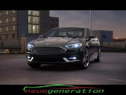 45 The 2020 Ford Fusion Spesification