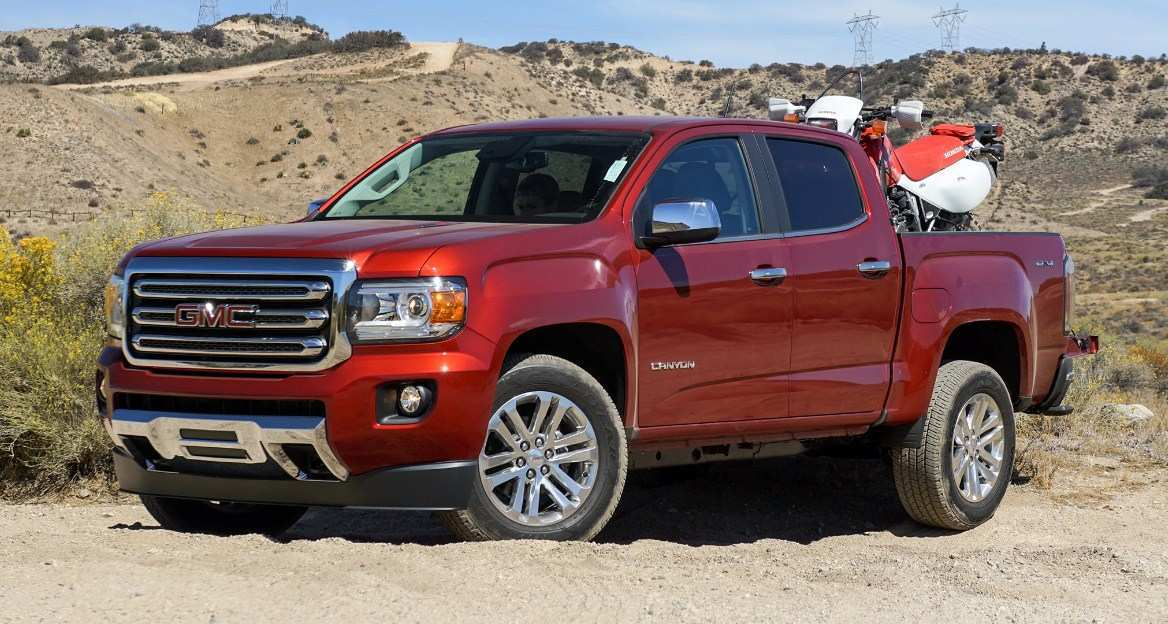 45 The 2020 GMC Canyon Zr2 Specs