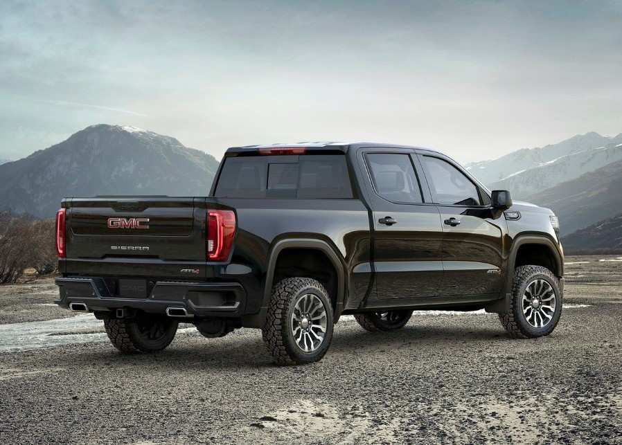 45 The 2020 GMC Sierra 1500 Diesel Review And Release Date