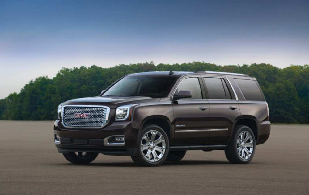 45 The 2020 GMC Yukon Denali Xl Picture