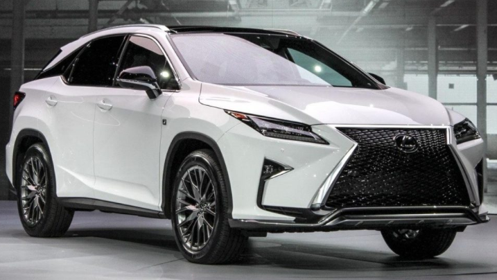 45 The 2020 Lexus GS F Ratings