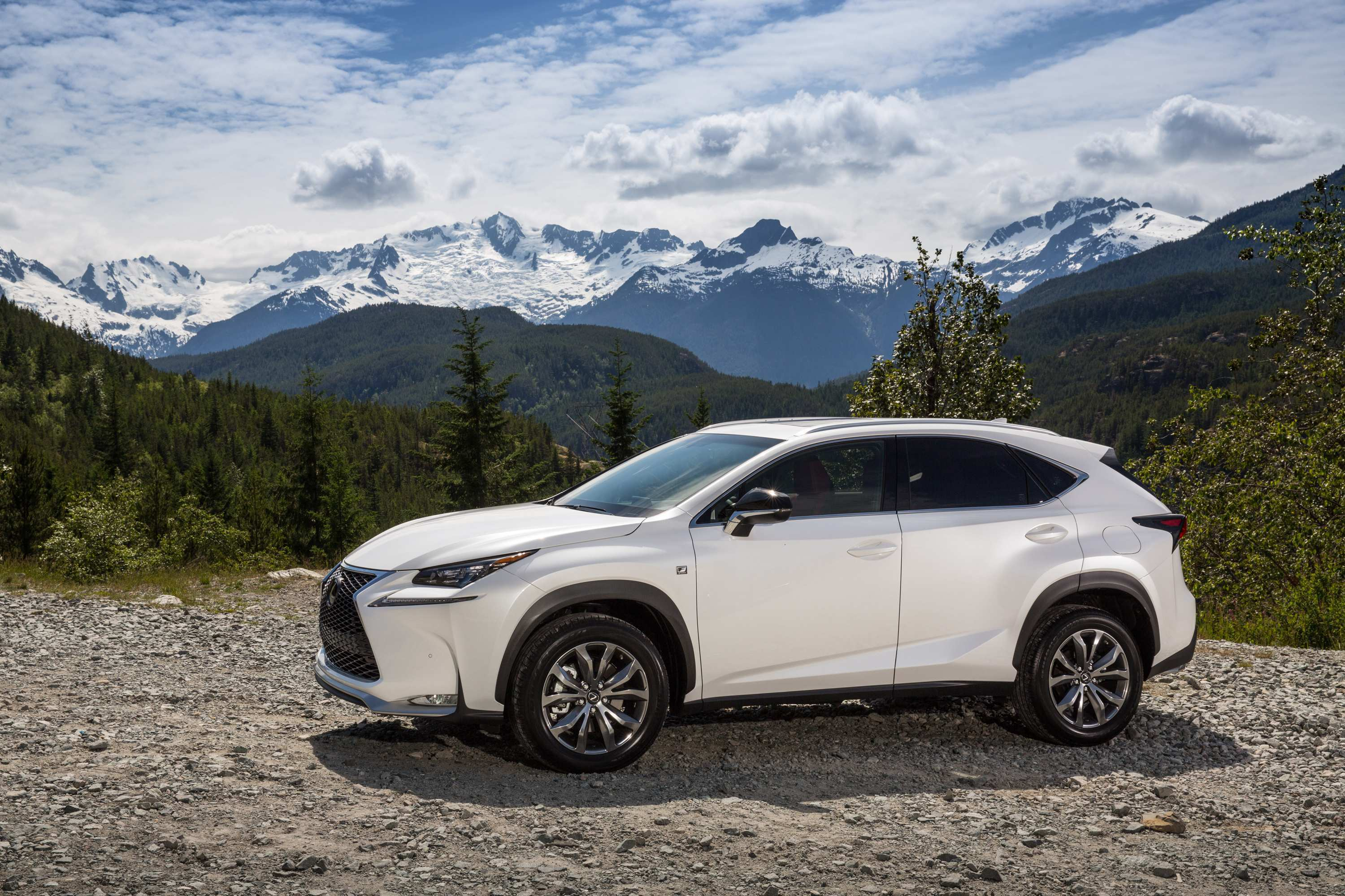 45 The 2020 Lexus NX 200t Rumors