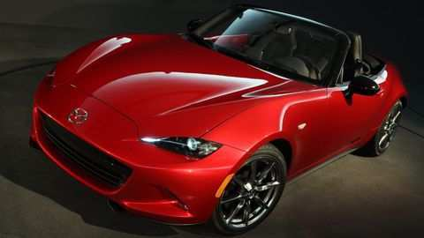 45 The 2020 Mazda Mx 5 Miata Spesification