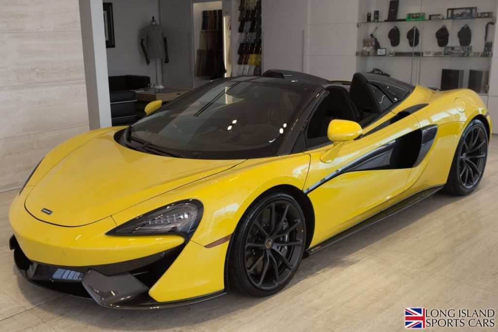 45 The 2020 McLaren 570S Coupe Images