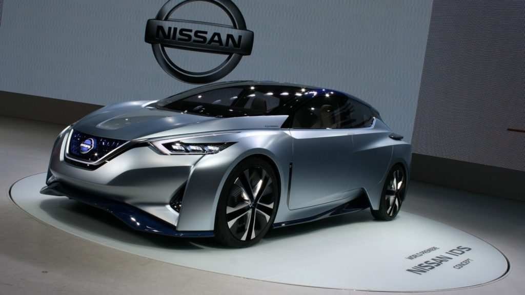 45 The 2020 Nissan Leaf Performance And New Engine