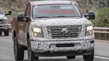 45 The 2020 Nissan Titan Diesel Release Date And Concept