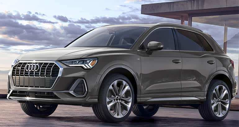 45 The Best 2019 Audi Q3 Images