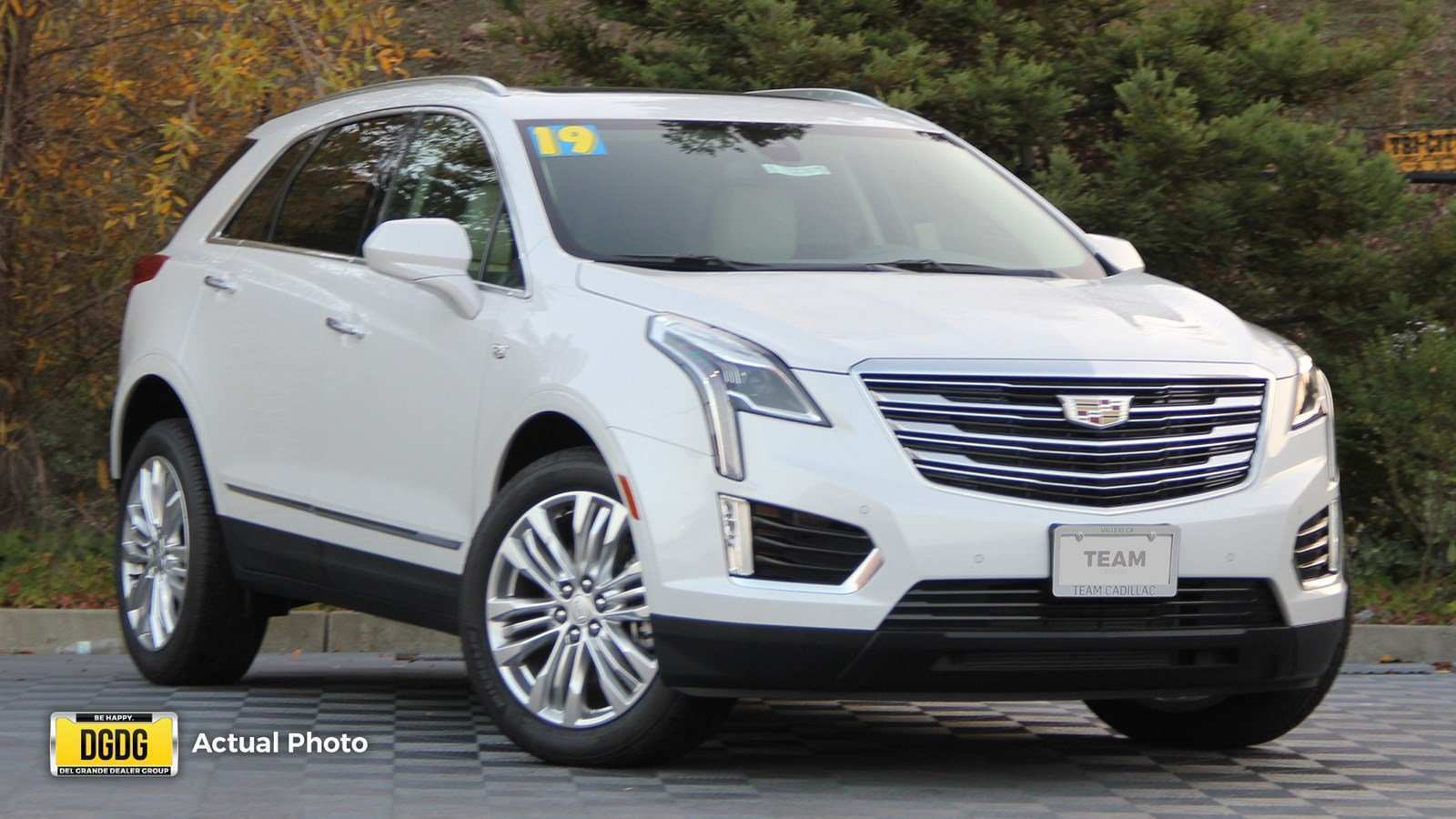 45 The Best 2019 Cadillac XT5 New Review